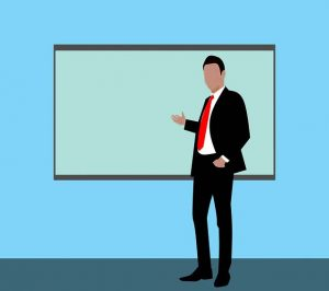 The Biggest Mistake when giving presentations